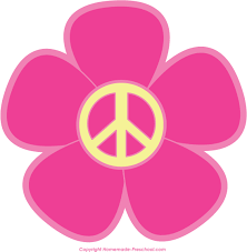 Peace Sign Meme - make meme with flower peace sign free clipart