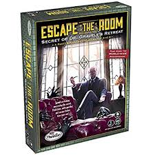 The Room Game - amazon com escape the room secret of dr gravely u0027s retreat game