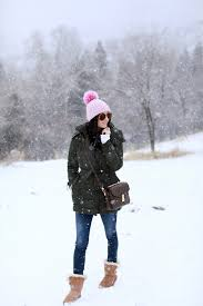 Rachel Parcell Blog Snow For Days Pink Peonies By Rach Parcell