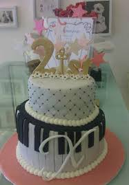 21st birthday cake designs by talented bakers in singapore