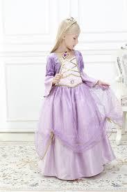 belle halloween costume kids aliexpress com buy girls princess belle dress kids yellow belle