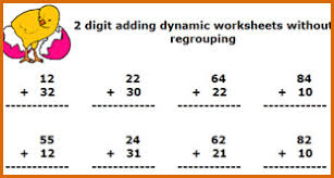 two digit addition worksheets kids activities