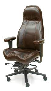 Lifeform Office Chair Lifeform 2390 Ultimate Hb Mont Blanc Leather Customer U0027s