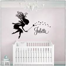 Stickers Muraux Bebe Fille by