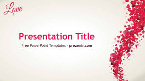 Free Love Powerpoint Template Prezentr Ppt Templates Ppt Free