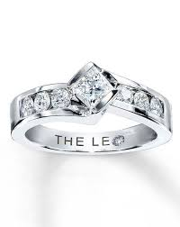 leo diamond ring the leo diamond diamond engagement ring 7 8 ct tw 14k white gold