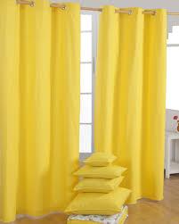 Yellow Curtain Lemon Yellow Sheer Curtains Bright Yellow Curtains Gold Sheer