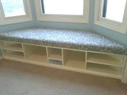 Window Seat Bench - bay window bench with storage decoration knockout michael39s bay