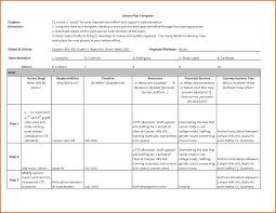 project design template