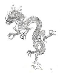 chinese dragon tattoo by sonen on deviantart