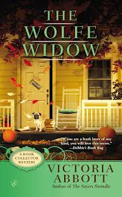 the wolfe widow a book collector mystery victoria abbott