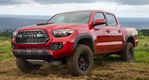 redesign toyota tacoma 2018 toyota tacoma colors release date redesign price