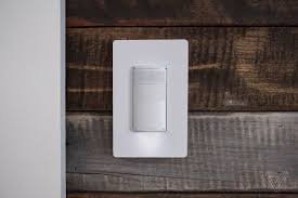 temperature activated light switch ecobee s new switch puts alexa in your light switch the verge