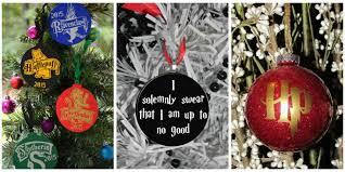 harry potter tree ornaments the world s 1 harry