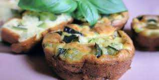 hervé cuisine quiche petits clafoutis de courgettes au parmesan et basilic hervecuisine com