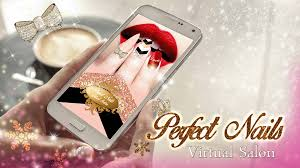 perfect nails virtual salon android apps on google play