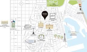 casa batllo floor plan our map grand hotel central barcelona