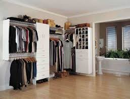 inspiring picture of bedroom closet and storage decoration using