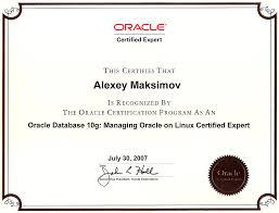 oracle developer resume sample projects employment skills resume oracle database 10g managing oracle on linux certified expert