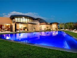 Luxury House Plans With Pools Las Vegas Luxury Homes With Open Floor Plans