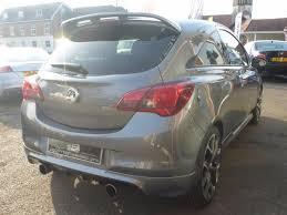 vauxhall vxr sedan used 2017 vauxhall corsa vxr performance pack for sale in