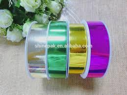 plastic ribbon factory metallic plastic ribbon plastic ribbon rolls buy