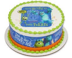 monsters inc birthday cake cakes order cakes and cupcakes online disney spongebob