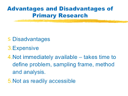 primary vs secondary research ig