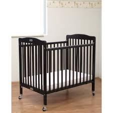 mini drop side crib wayfair