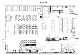 kitchen room small restaurant square floor plans every