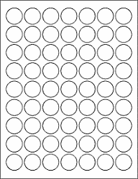 1 Inch Circle Template label templates ol1025 1 circle labels microsoft