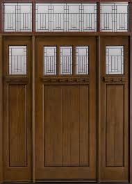 Solid Timber Front Doors by Craftsman Front Entry Doors In Chicago Il At Glenview Haus