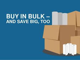 save big with bulk buying