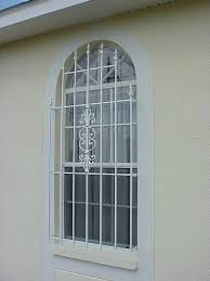 decorative window guards view one