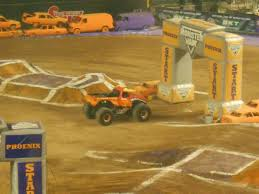 monster truck show phoenix the dimocks