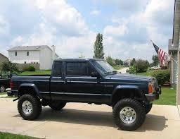 1986 jeep comanche lifted converting a 4 door cherokee into a comanche page 3 jeepforum com