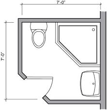 floor plans for small bathrooms design bathroom floor plan with well ideas about small bathroom