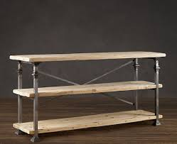 Rustic Tv Console Table Diy Tv Console Projects Pinterest Diy Tv Consoles And Tvs