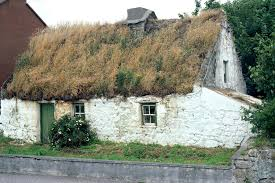 Thatched Cottage Ireland by Thatched Roof Cottage Galway Ireland