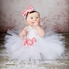 aliexpress com buy white girls tutu dresses for baptism birthday