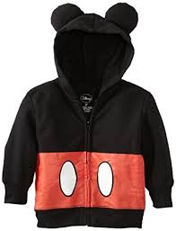 amazon com disney toddler boys u0027 mickey mouse hoodie clothing