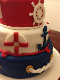 nautical cake nautical cake ninjasweets