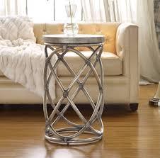 accent tables living room unique decor rattan end tables modern house design