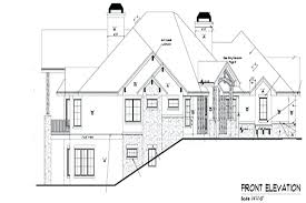 ranch home plans with pictures ranch style house plans a home plan front elevation ranch style home
