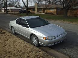 Monte Carlo 2 Door My First Bloggy Experience 2001 Chevrolet Monte Carlo Dale