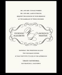 what to write on wedding invitations beautiful wedding invitation wording sle chatterzoom