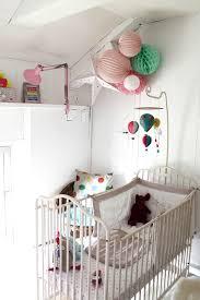 chambre de bébé vintage inspirations tendances pour une décoration chambre bébé rétro