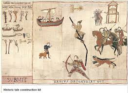 Bayeux Tapestry Meme - make your own bayeux tapestry page fun meme builder