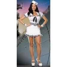 Size Sailor Halloween Costumes Amazon Dreamgirl Women U0027s Sailor Costume Clothing