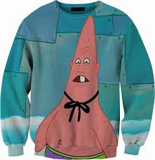 Pinhead Larry Meme - patrick pinhead larry sweater crewneck sweatshirt by yeahwhateverz